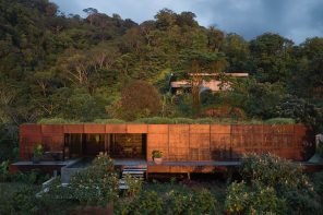 A space that transcends ordinary, inspired by the laws of the rainforest