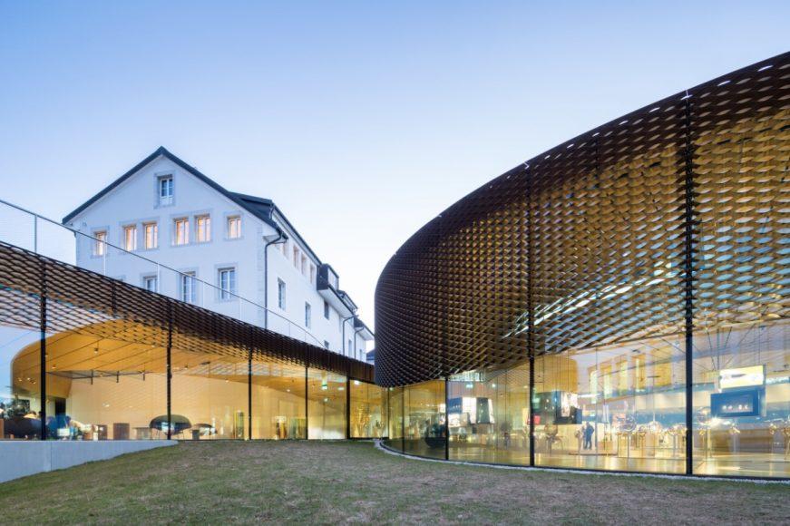 3_Musée Atelier Audemars Piguet _BIG+ATELIER BRÜCKNER+CCHE_Inspirationist