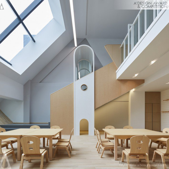 Avenue Green Sheshan Kindergarten by Chloe Liew