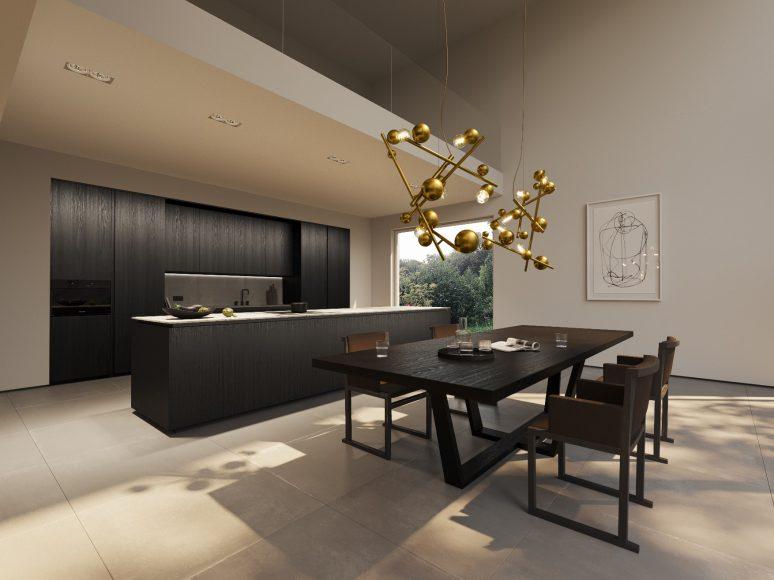 Brandvanegmond-Galaxy-collection_chandelier_3x-GALC100BRBUR_brass-burnished-finish_interior