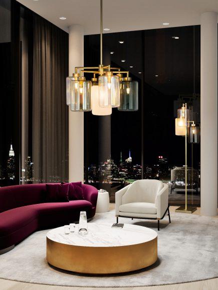 Brandvanegmond_Louise-collection_chandelier-round_LOC80BRBUR-STANDARD_brass-burnished-finish_interior