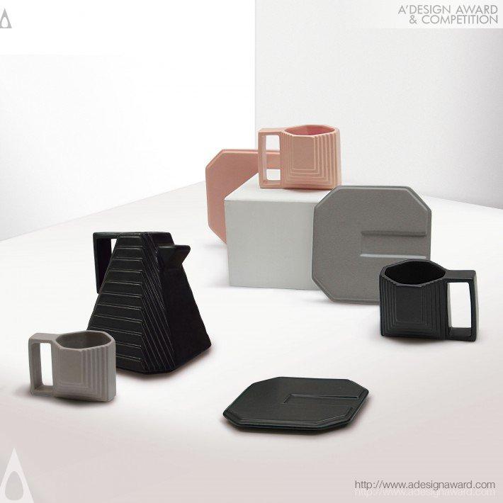 Innato Tableware Set by Ana Maria Gonzalez Londono