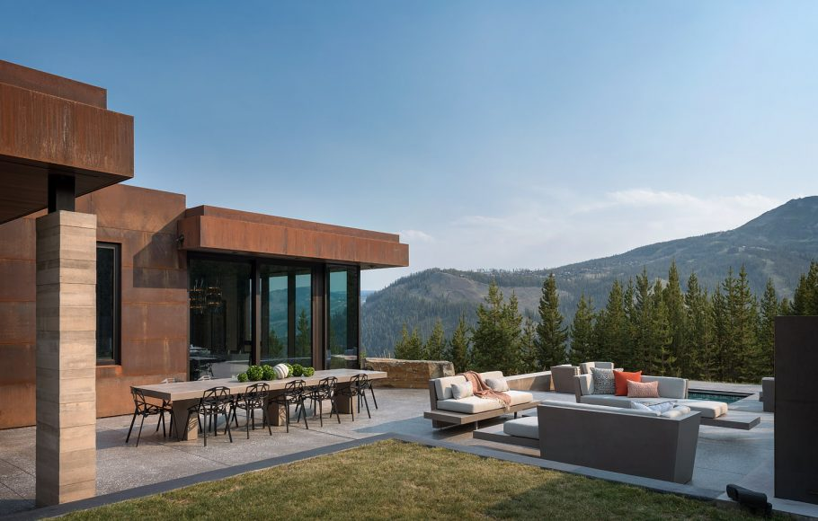 14_Stuart Silk Architects_Yellowstone Residence_Inspirationist