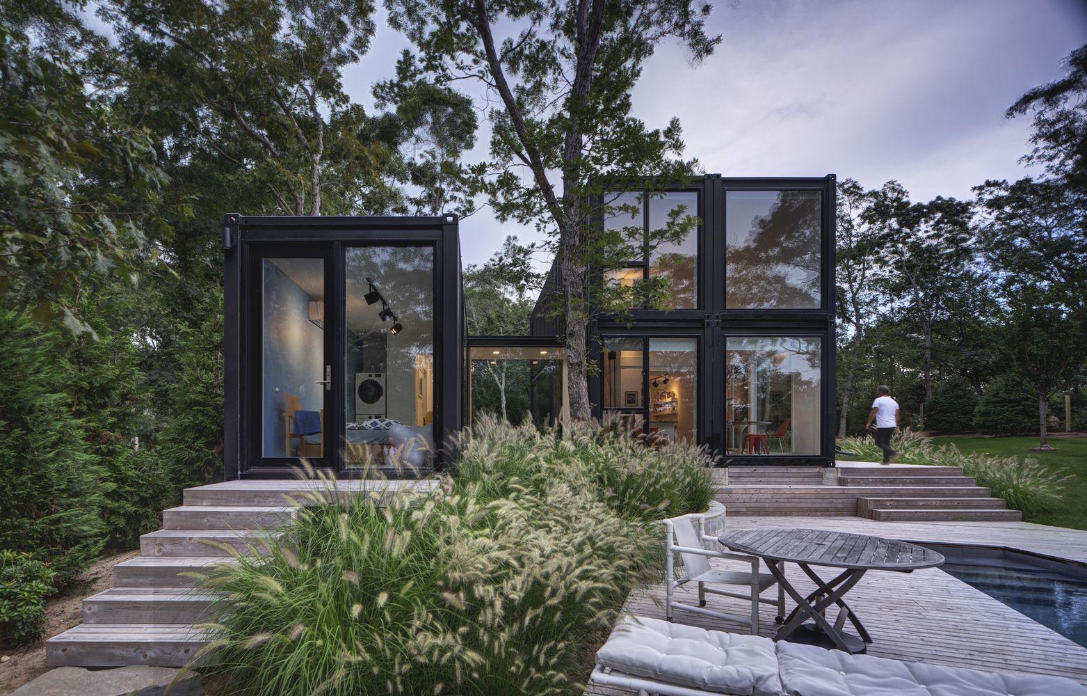 1_Amagansett Modular House_MB Architecture_Inspirationist