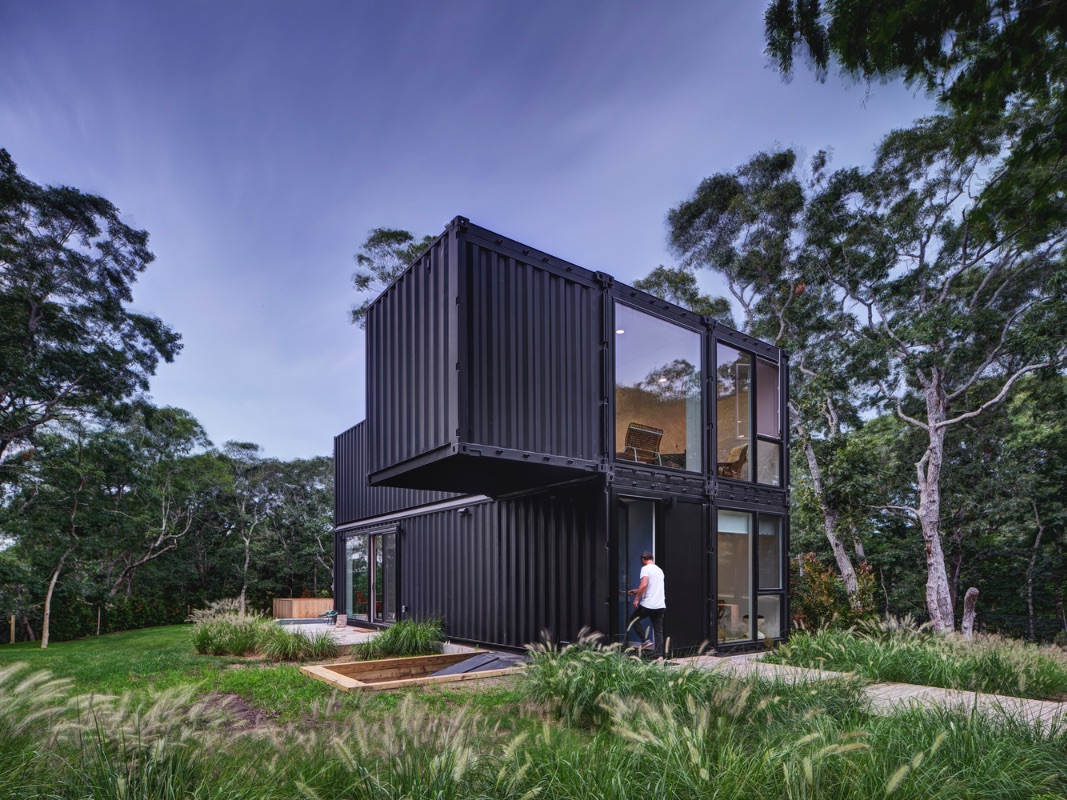 2_Amagansett Modular House_MB Architecture_Inspirationist