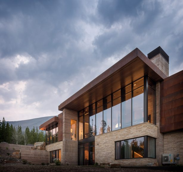 3_Stuart Silk Architects_Yellowstone Residence_Inspirationist