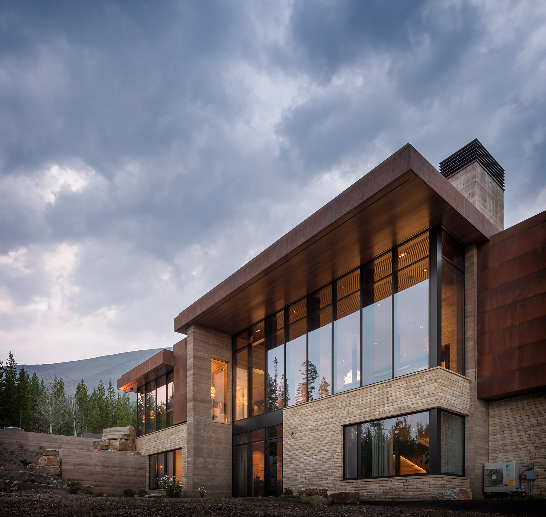 3_Stuart Silk Architects_Yellowstone Residence_Inspirationist