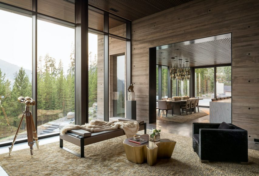 6_Stuart Silk Architects_Yellowstone Residence_Inspirationist