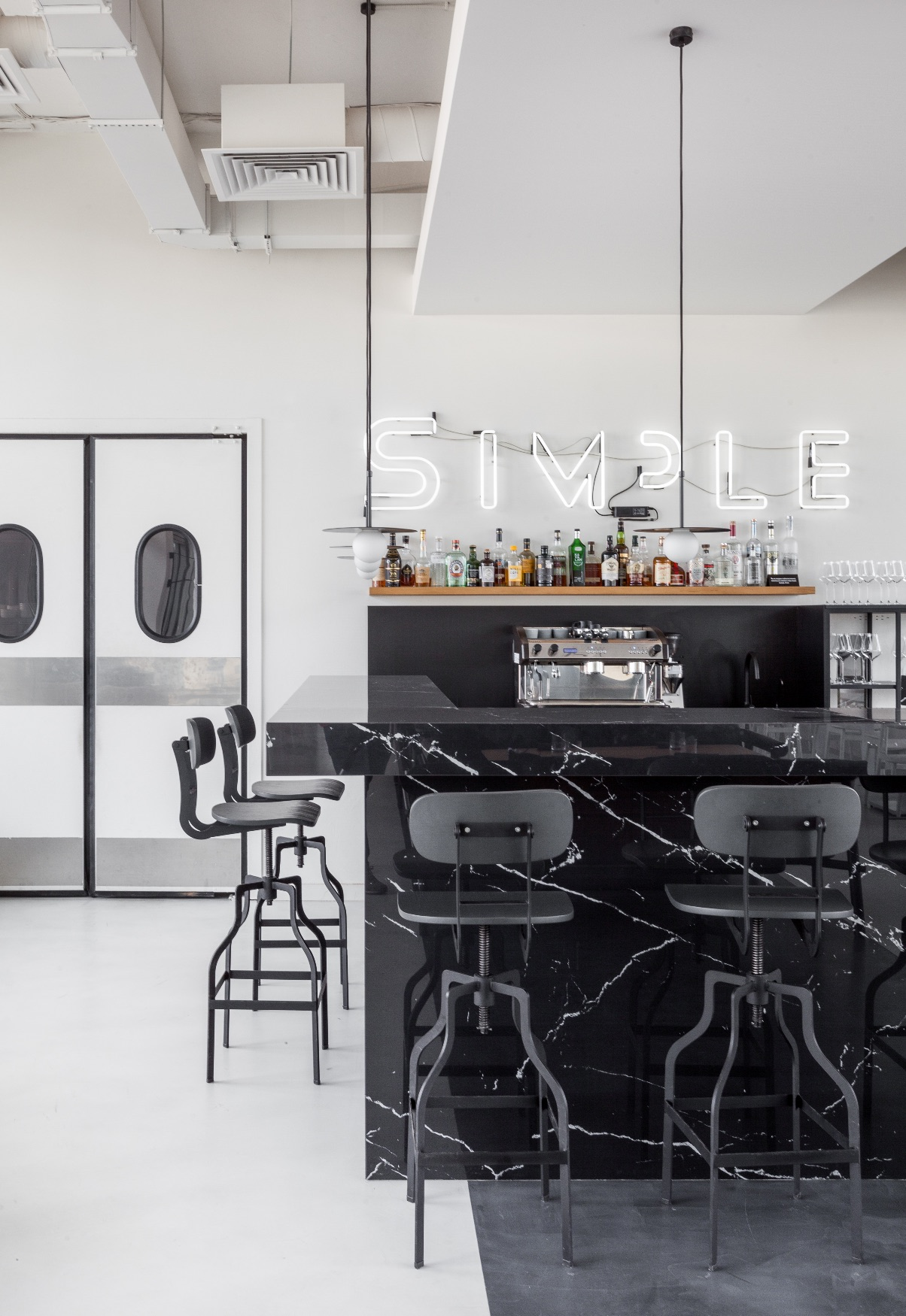 1_Simple Restaurant_Zrobym Architects_Inspirationist