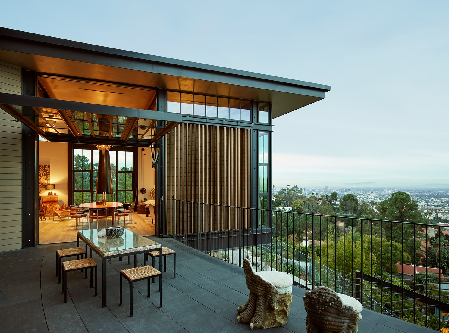 8_Hollywood Hills Residence_Muutus Studio_Inspirationist
