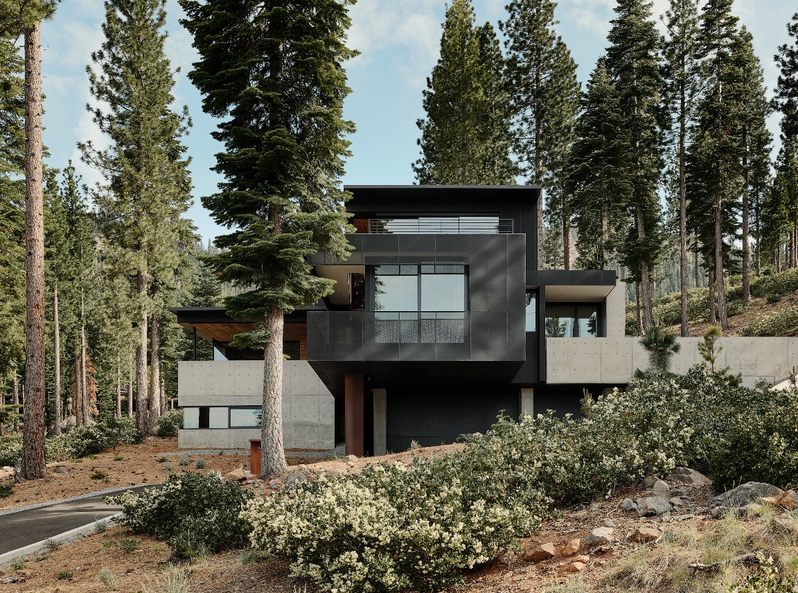 1_Faulkner Architects_Lookout House_Inspirationist