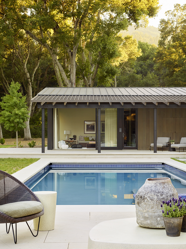 23_Oak Woodland Residence_Walker Warner Architects_Inspirationist