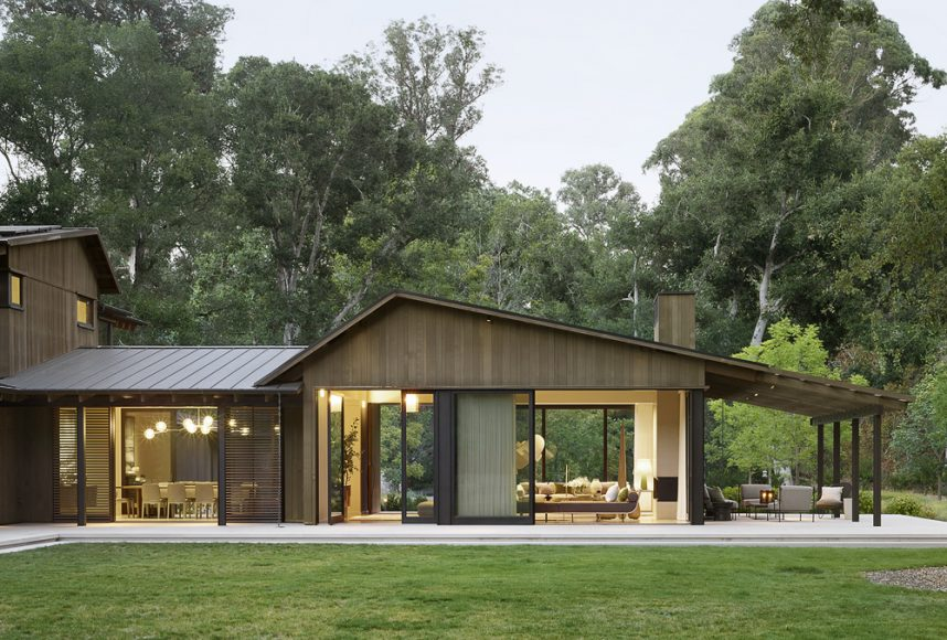 24_Oak Woodland Residence_Walker Warner Architects_Inspirationist