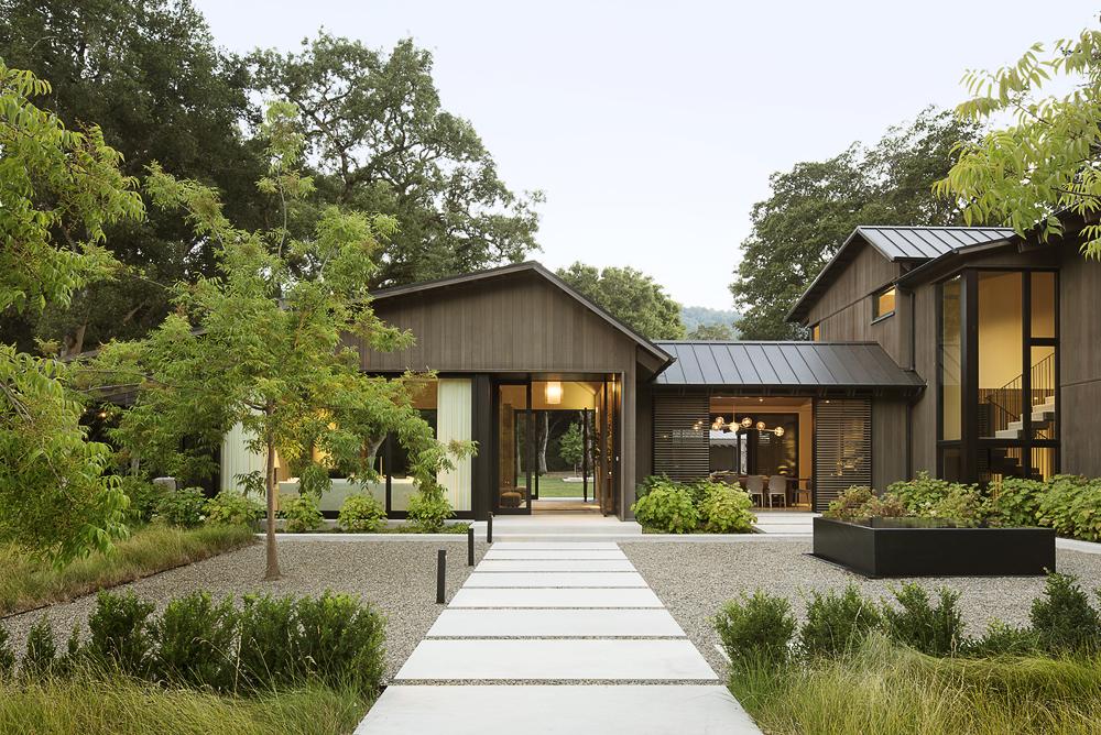 25_Oak Woodland Residence_Walker Warner Architects_Inspirationist