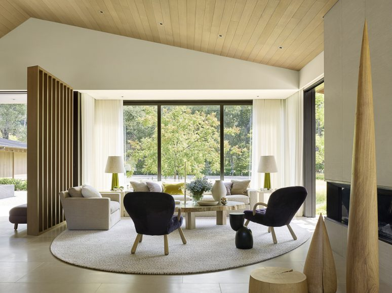 3_Oak Woodland Residence_Walker Warner Architects_Inspirationist