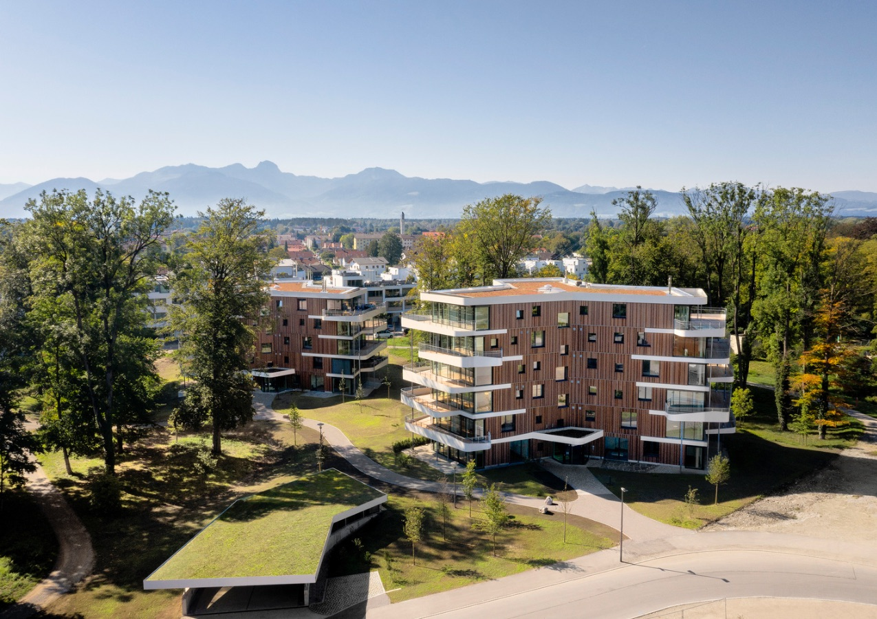4_Living in the Spinnereipark_Behnisch Architekten_Inspirationist