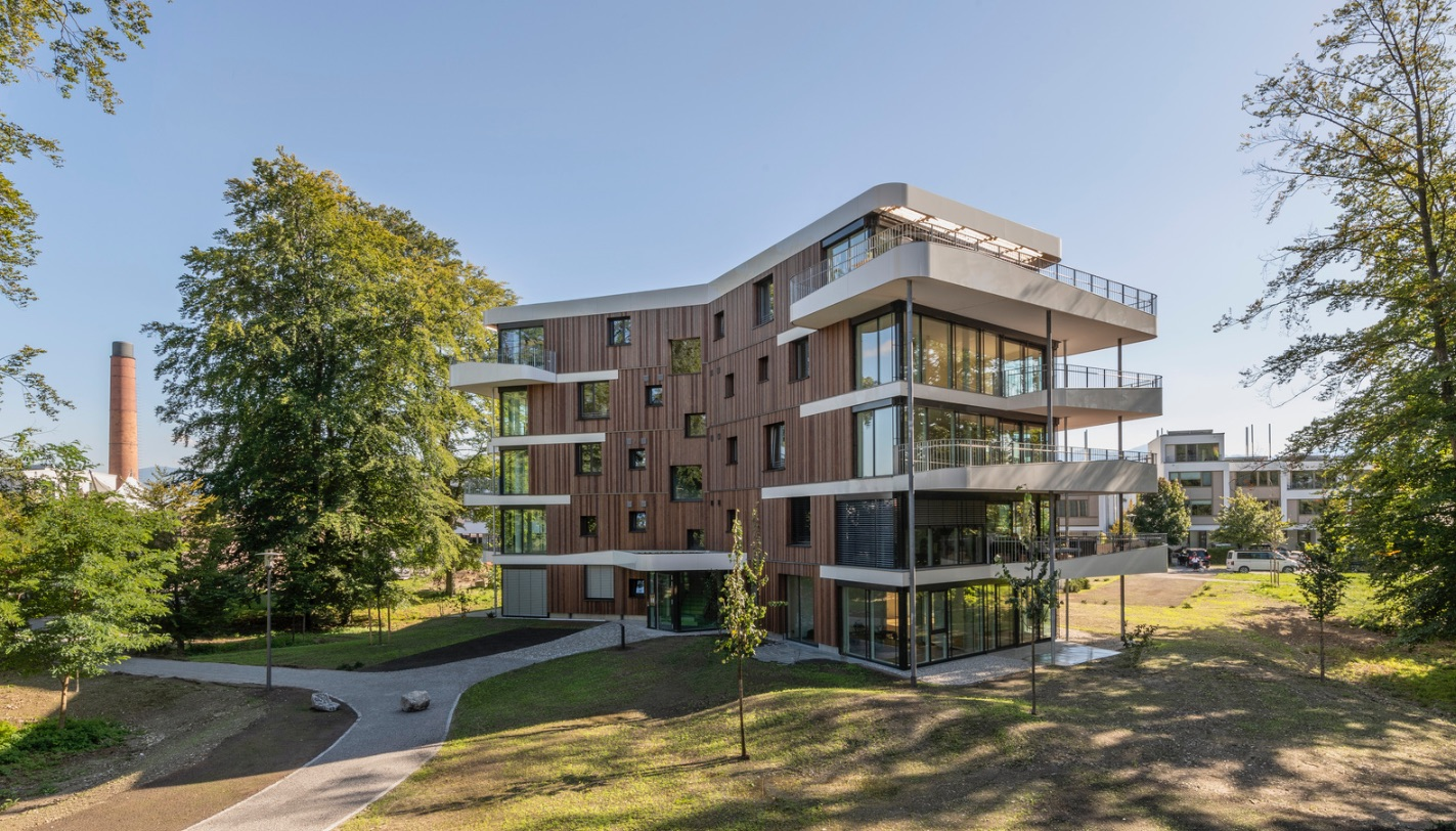 5_Living in the Spinnereipark_Behnisch Architekten_Inspirationist