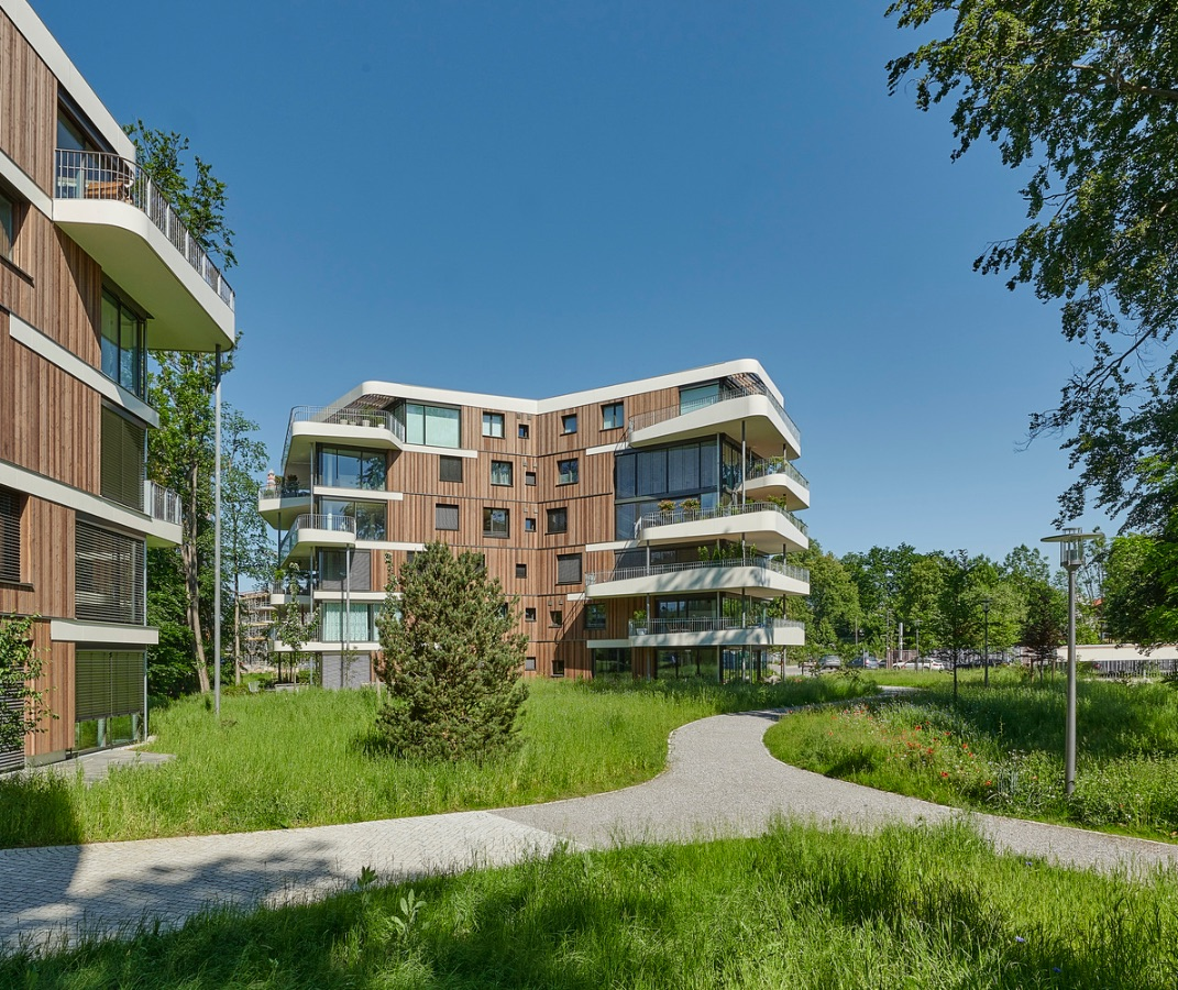 9_Living in the Spinnereipark_Behnisch Architekten_Inspirationist
