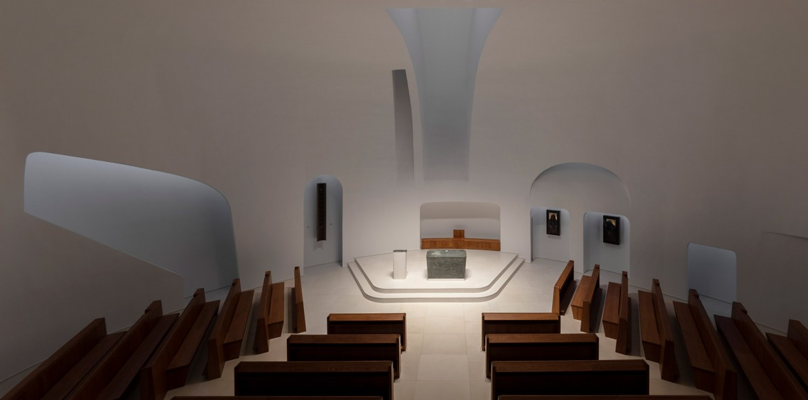 7_Saint John Paul II Church_Robert Gutowski Architects_Inspirationist