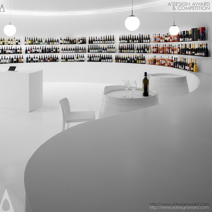 Portugal Vineyards Retail Space by Ricardo Porto Ferreira