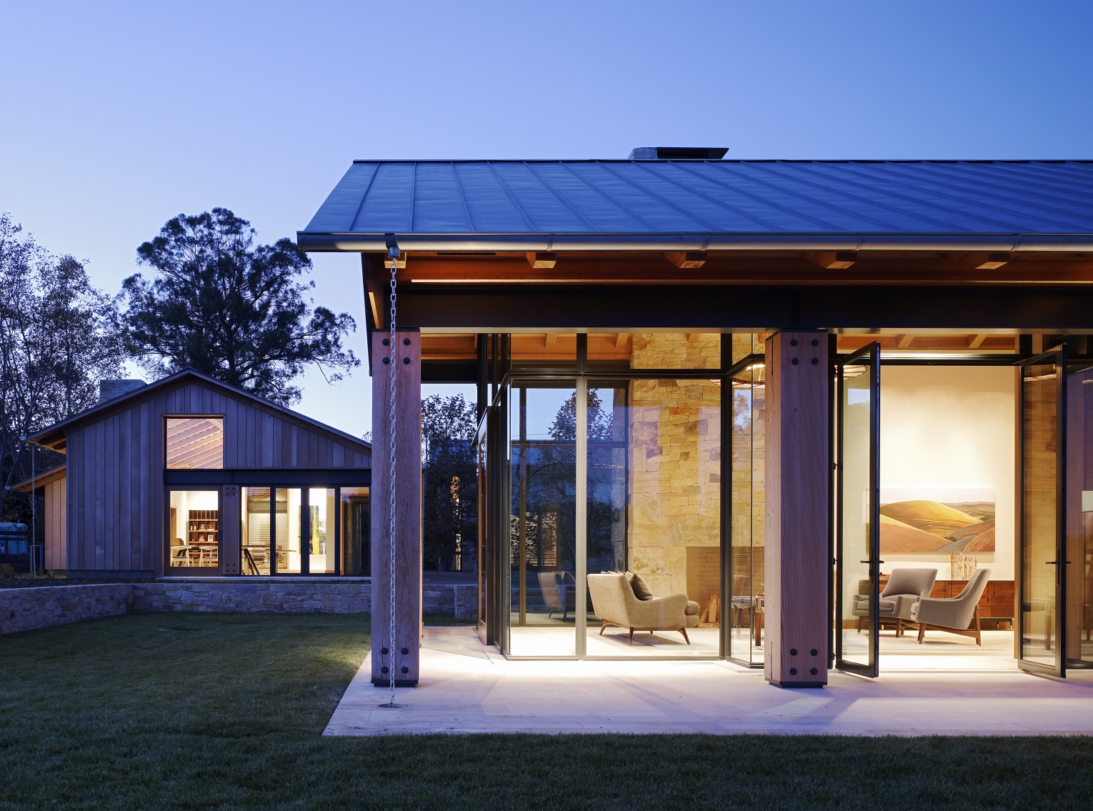 1_Walker Warner Architects_Mountain Wood_Inspirationist