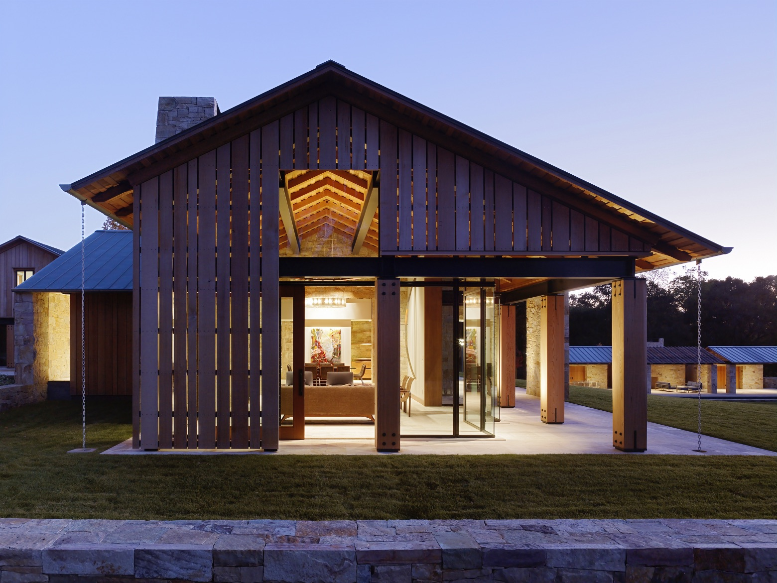 9_Walker Warner Architects_Mountain Wood_Inspirationist