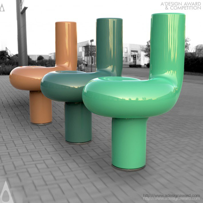 Lumino-Single-Street-Bench-by-Vasil-Velchev