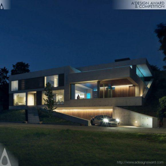 Villa-22-Private-House-by-Dreessen-Willemse-Architecten