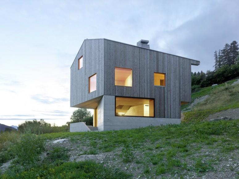 1_Chalet_Val D'hérensavioz Fabrizzi Architectes_Inspirationist