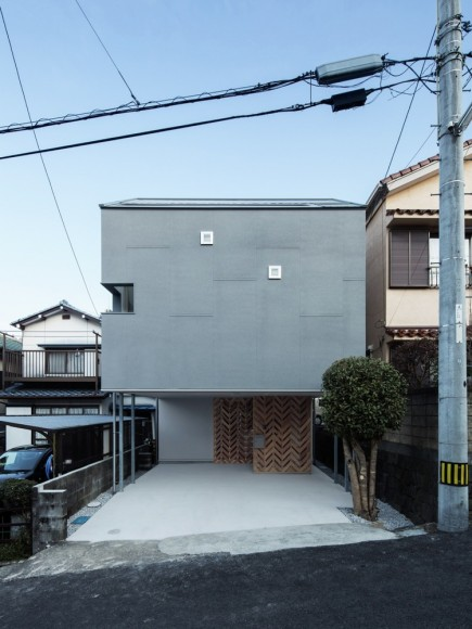 1_Twin House _y+M design office_Inspirationist