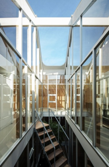 4_Twin House _y+M design office_Inspirationist