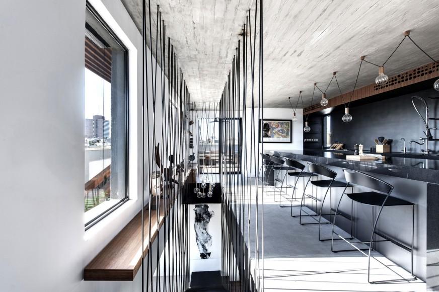 1_Duplex in Tel Aviv _Toledano+Architects_Inspirationist