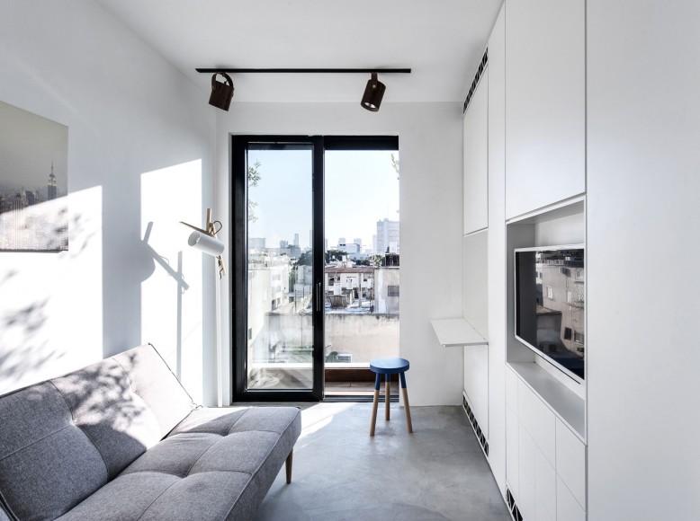 8_Duplex in Tel Aviv _Toledano+Architects_Inspirationist