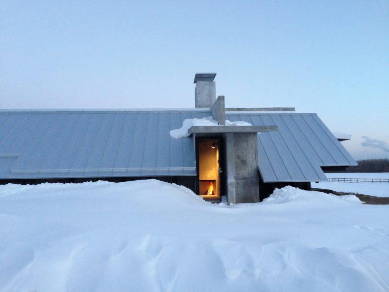 6_Inverted House_Oslo School of Arch&Design_Kengo Kuma_Inspirationist