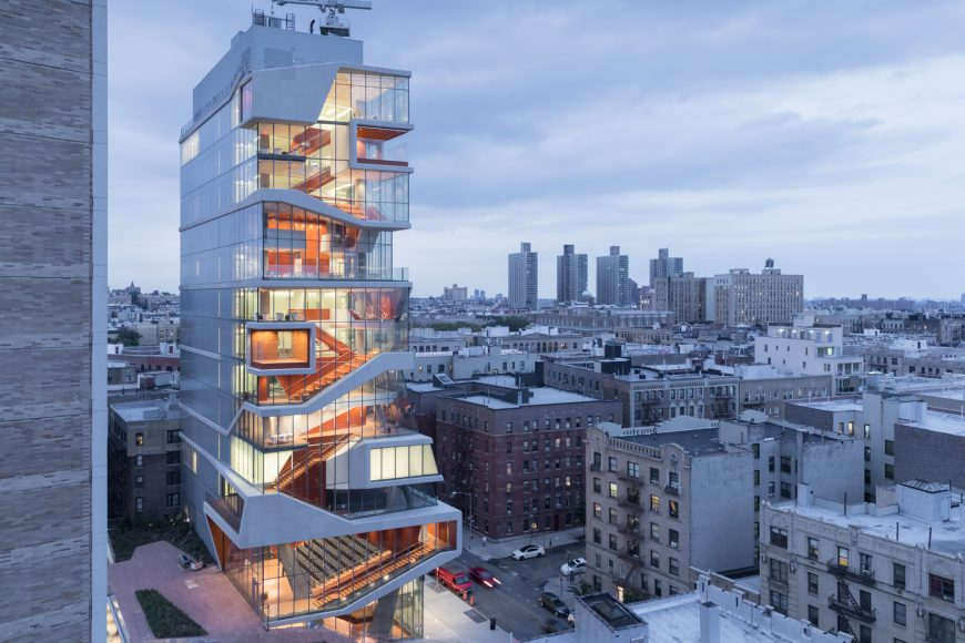 1_Roy and Diana Vagelos Education Center_Diller Scofidio + Renfro_Inspirationist