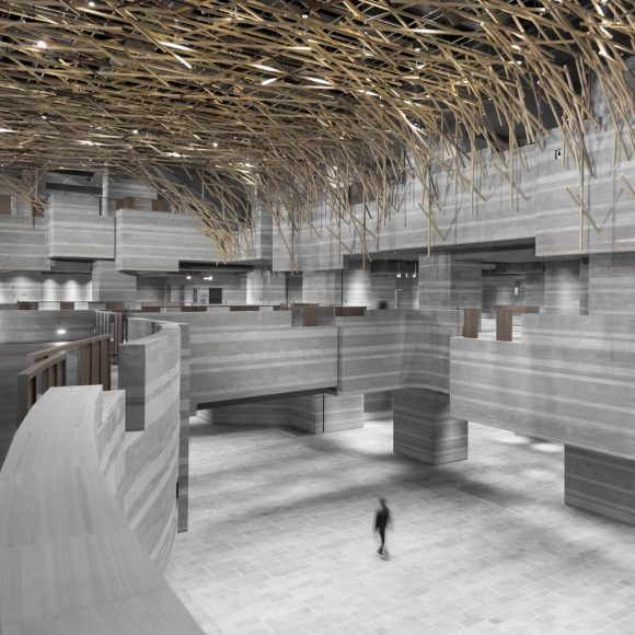 8_The Hub Performance and Exhibition Center_Neri & Hu_Inspirationist
