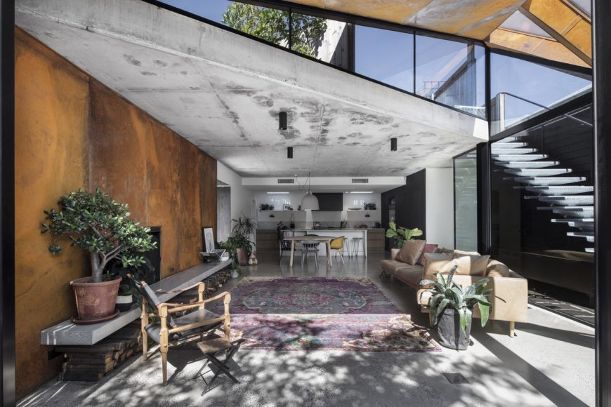 2_Wheat House_Damian Rogers Architecture_Inspirationist