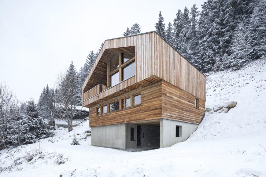 8_Mountain House_Studio Razavi architecture_Inspirationist
