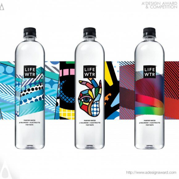 LIFEWTR Series 1 by PepsiCo Design & Innovation