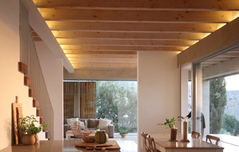 9_Golany Architects_Residence in the Galilee_Inspirationist