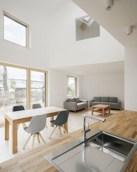 Haus P in Berlin Pankow, Project Architecture Company, 2017