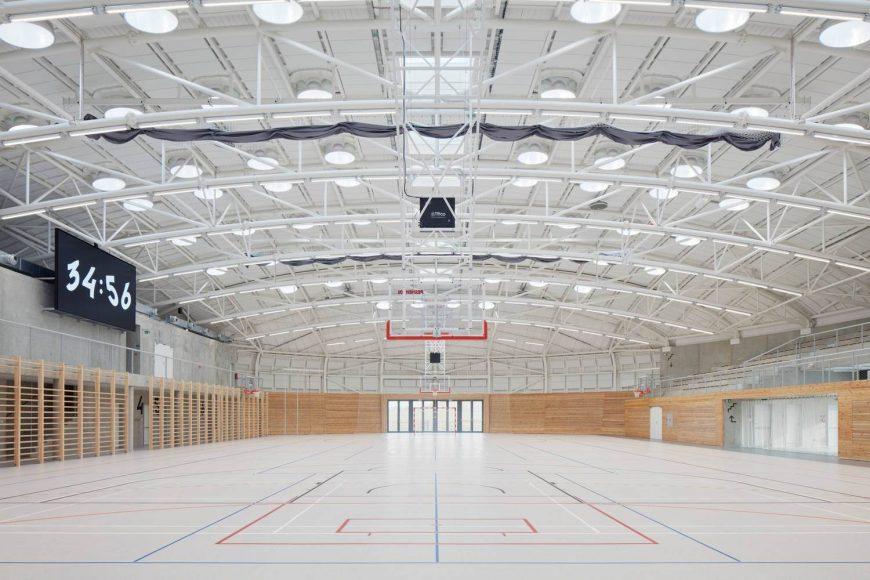 2_Dolní Břežany Sports Hall_Sporadical_Inspirationist