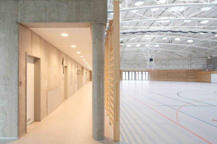 5_Dolní Břežany Sports Hall_Sporadical_Inspirationist
