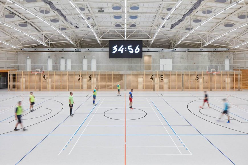 6_Dolní Břežany Sports Hall_Sporadical_Inspirationist