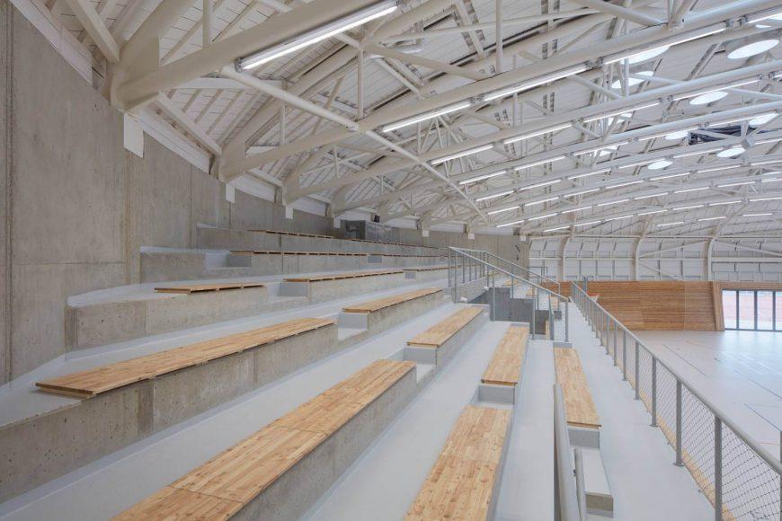 7_Dolní Břežany Sports Hall_Sporadical_Inspirationist