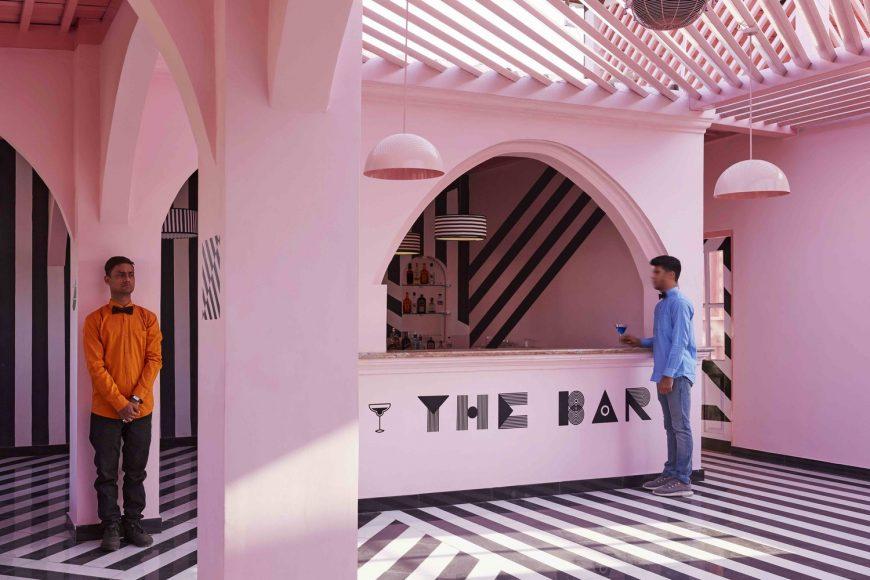 3_The Pink Zebra_Renesa Architecture Design Interiors_Inspirationist