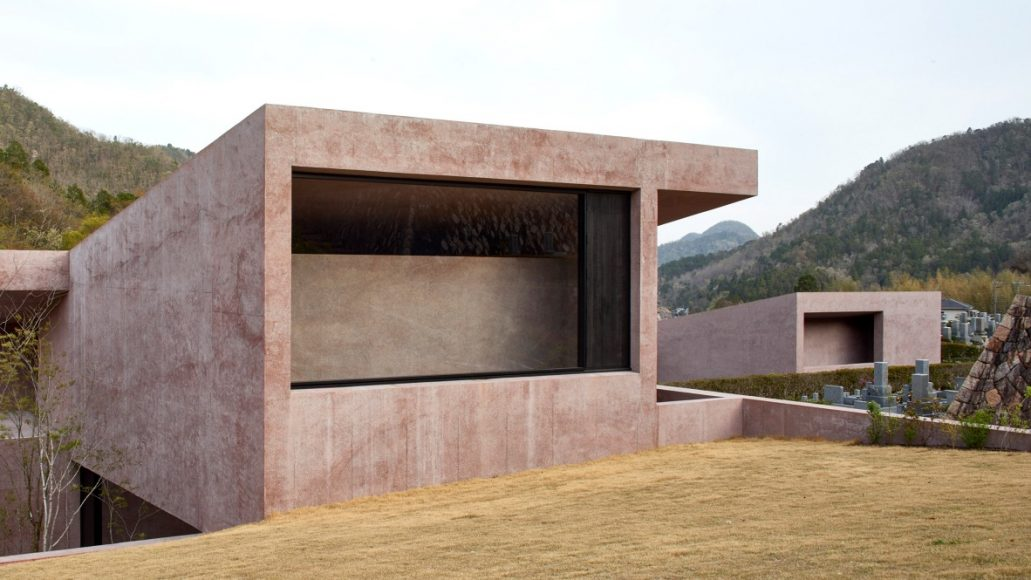 1_Inagawa Cemetery visitor centre & chapel_David Chipperfield Architects_Inspirationist