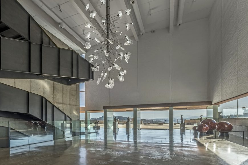 9_International Arts Center and Hotel at the Sant Julià de Ramis Fortress_uses- Viader Architects_Inspirationist