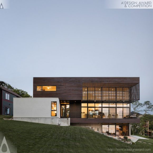 8_MODERN LODGE Residential House by KEM STUDIO_Inspirationist