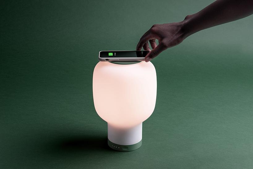 2_Benjamin Hubert_Rise Lamp_Inspirationist